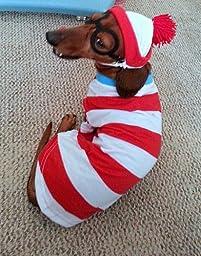 Where S Waldo Dog Costume Amazon