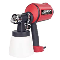 Deals on JZBRAIN Paint Sprayer 830ml/min HVLP Electric Spray Gun