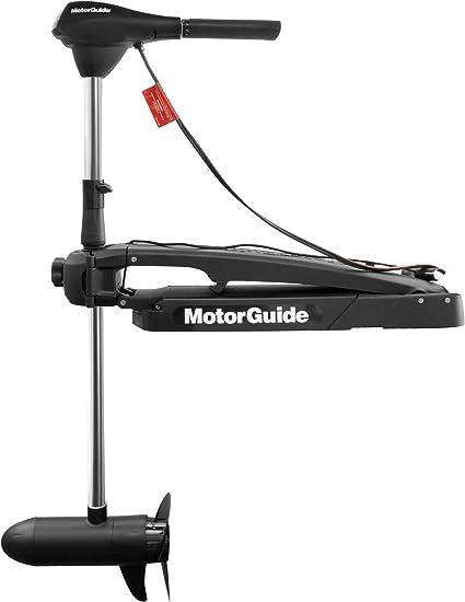 Amazon.com : MotorGuide X3 12-Volt Freshwater Hand/Bow Flex Mount