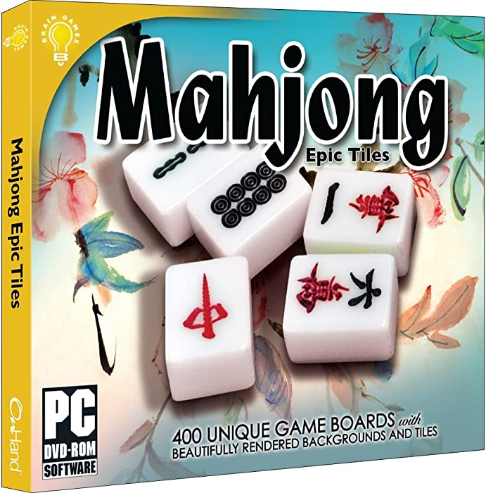 On Hand Mahjong: Epic Tiles