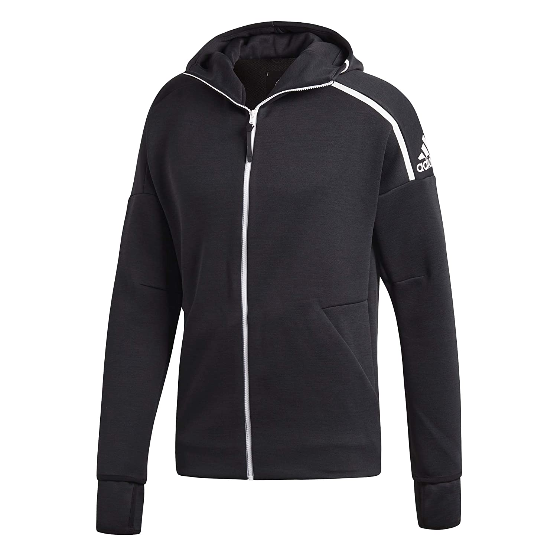 TALLA XL. adidas M Zne HD FR Sweatshirt, Hombre