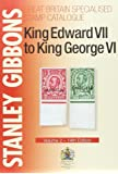 King Edward VII to King George VI (Specialised Stamp Catalogue)