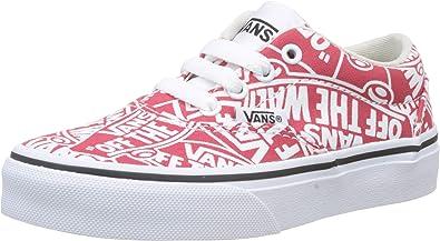 Amazon.com | Vans Kids' Low-top | Sneakers