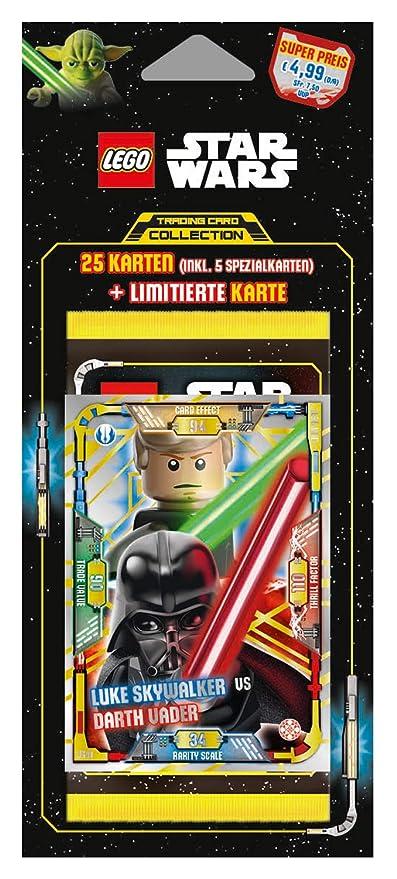Top Media 180255 Lego Star Wars Cartas coleccionables, 5 ...