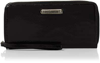 Fly London - Viny607fly, Monederos Mujer, Black, 2x10x20 cm (W x HL)