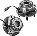Front Wheel Hub and Bearing Assembly Left or Right Compatible Chevrolet