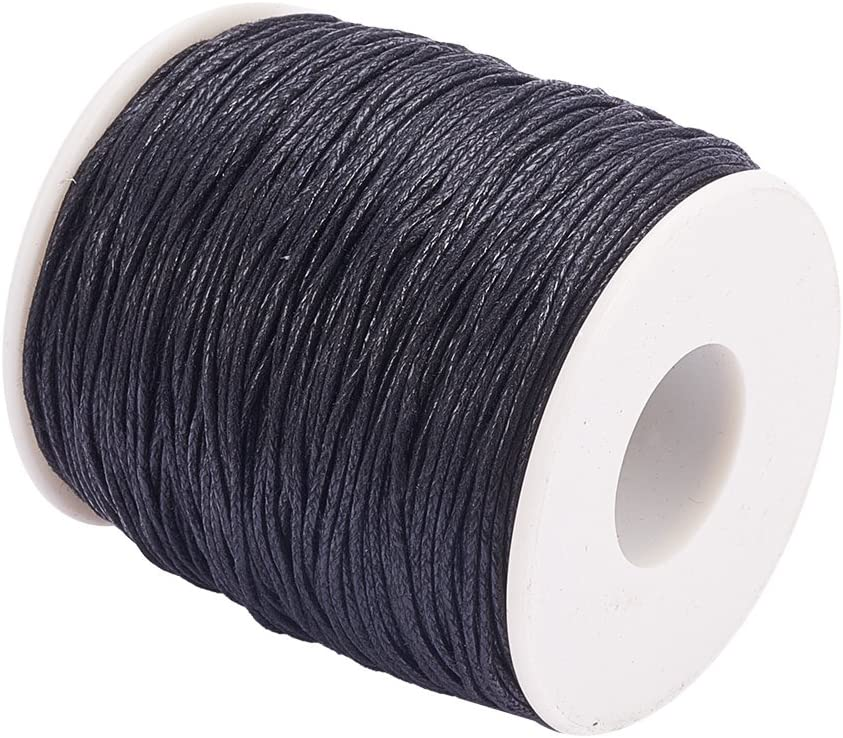 Cordón encerado PandaHall, 1 mm: Amazon.es: Hogar