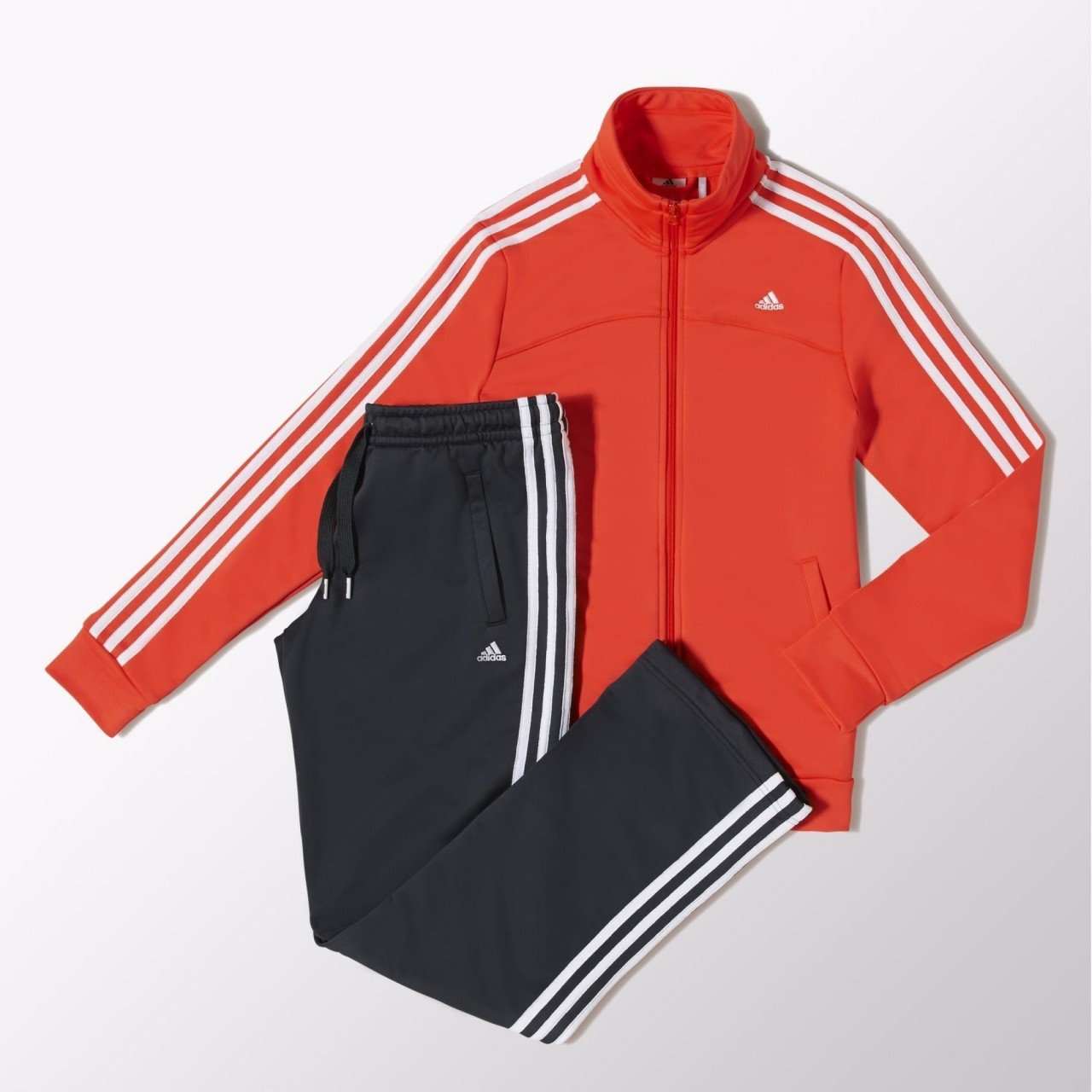 adidas Essential 3 Stripes Knit Suit - Chándal para Mujer, sesore ...