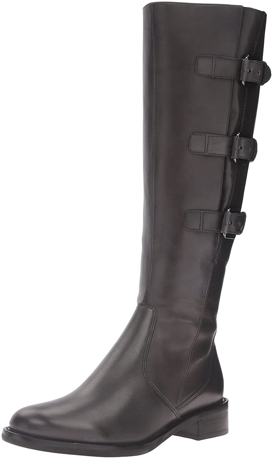 ECCO Women's Hobart Riding Boot B01A9JGOMY 35 EU/4-4.5 M US|Wild Dove