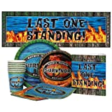 Survivor Party Package for 16