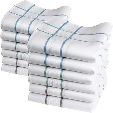 12 pañuelos de caballero - Modelo