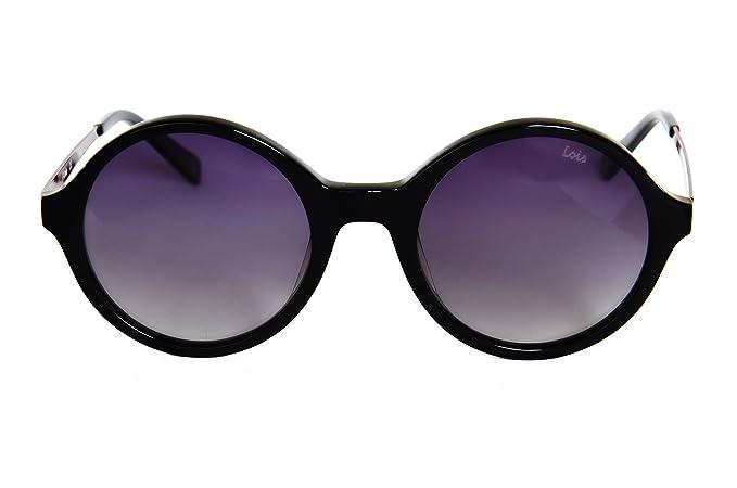 LOIS - Lois Bella BLK Black, Gafas de Sol Moda Mujer Pasta ...