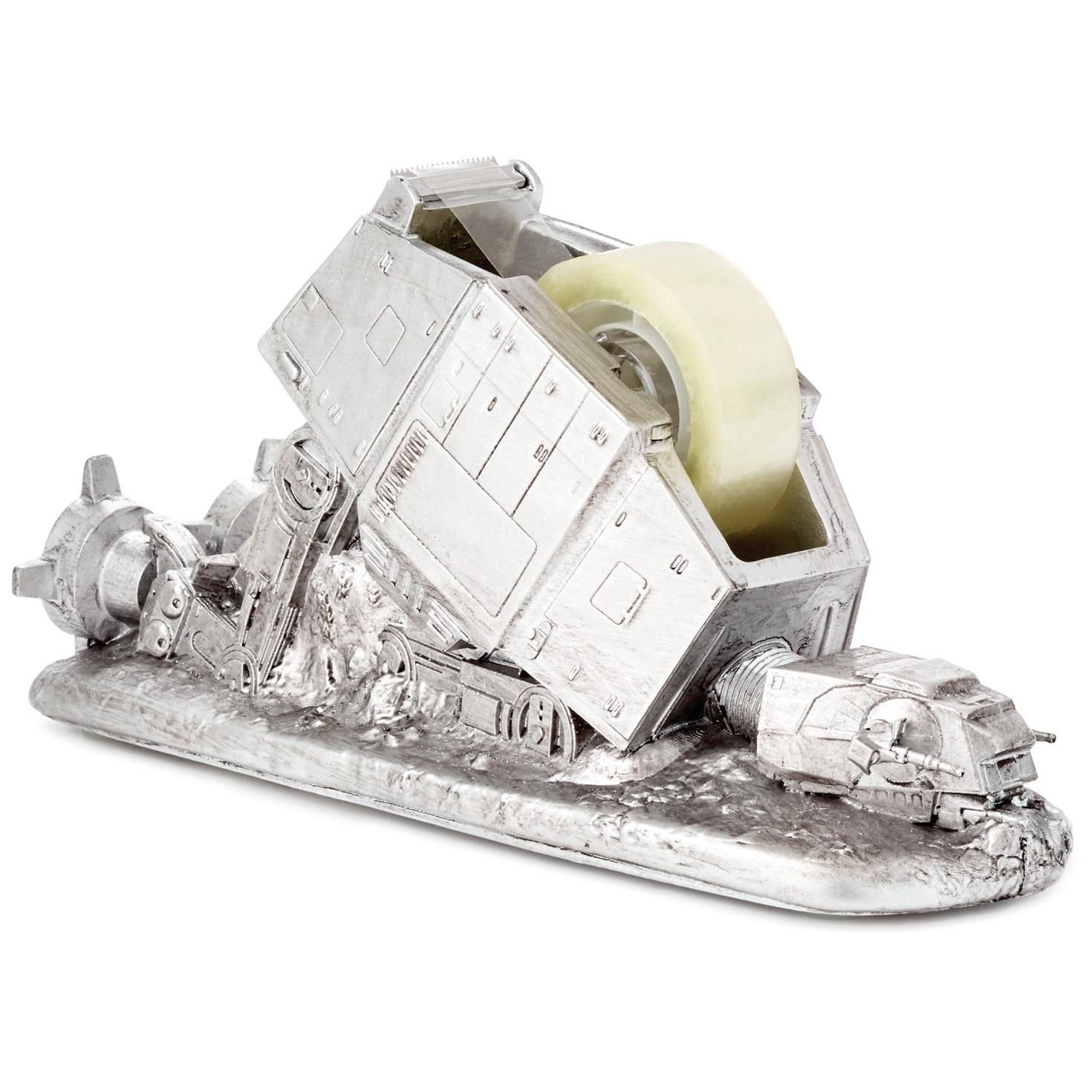 Hallmark Star Wars at-at Tape Dispenser Desk Accessories Movies & TV; Sci-Fi