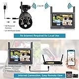 Sequro GuardPro DIY Long Range Wireless Video