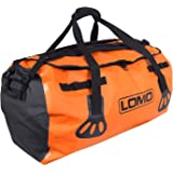 Lomo Blaze 60L Expedition Holdall Duffel Rucksack Bag with Zip