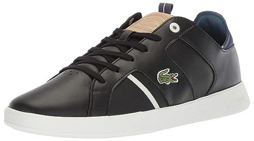 3afa20ad Lacoste Novas Tenis para Hombre: Amazon.com.mx: Ropa, Zapatos y ...
