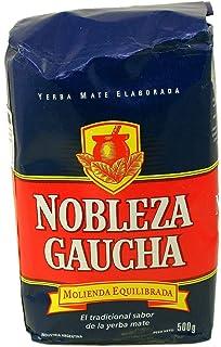 Yerba Mate Nobleza Gaucha x 500 g Argentina Tea 1.1 lb