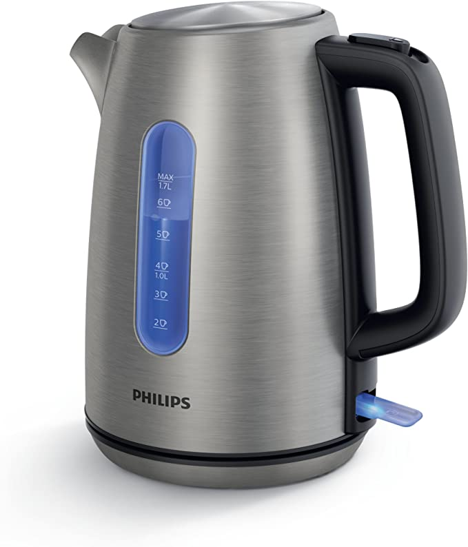 Philips Viva Collection HD9357/10 - Tetera eléctrica (1,7 L, 2200 ...