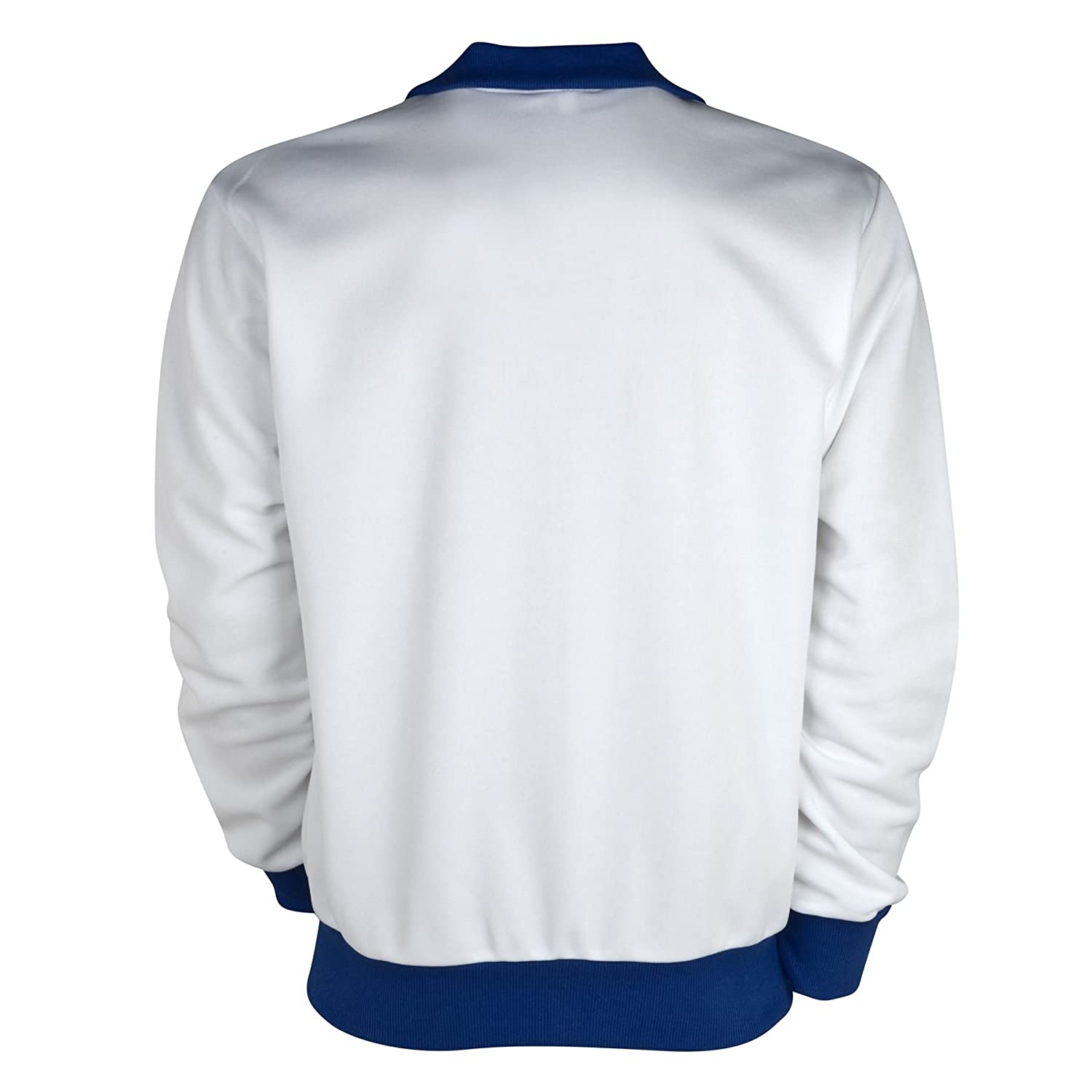 ef870fe61 Score Draw Retro Mens Gents Football Leeds United 1972 FA Cup Final Track  Jacket  Amazon.co.uk  Clothing