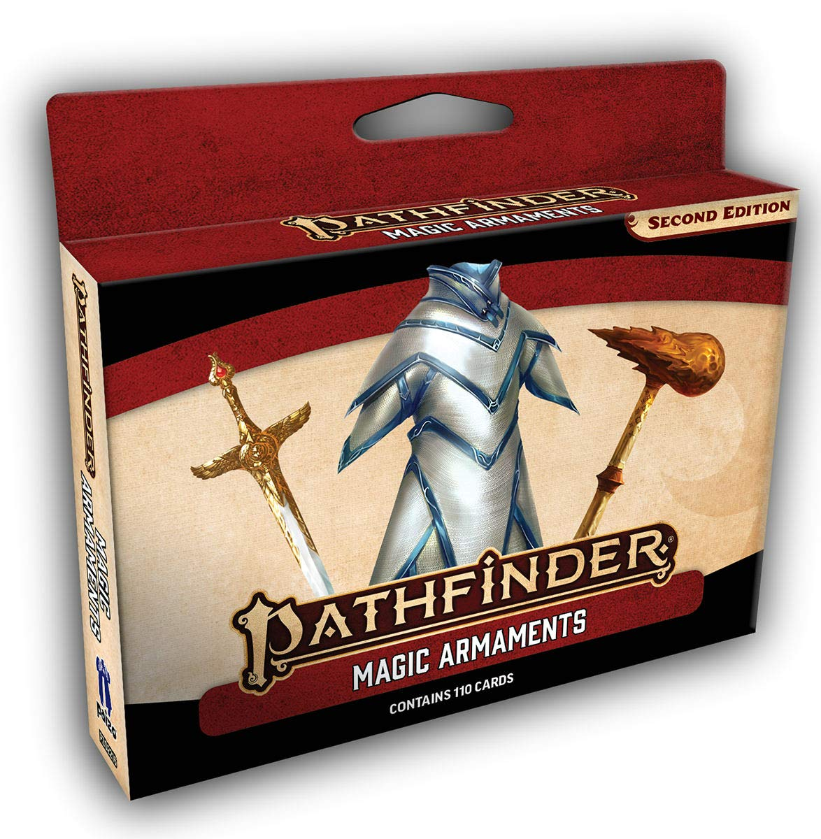 Pathfinder Magic Armaments Deck (P2): Amazon.es: Staff, Paizo: Libros en idiomas extranjeros