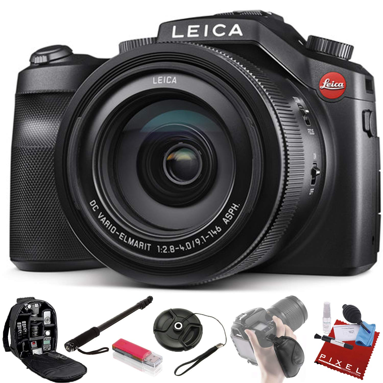 Leica V-LUX (タイプ114) デジタルカメラ + プロアクセサリーセット   B07NLK672T