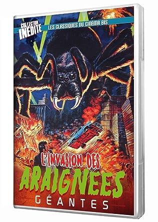 L invasion des araignees geantes  Amazon.fr  Steve Brodie, Barbara ... 218240a1548a