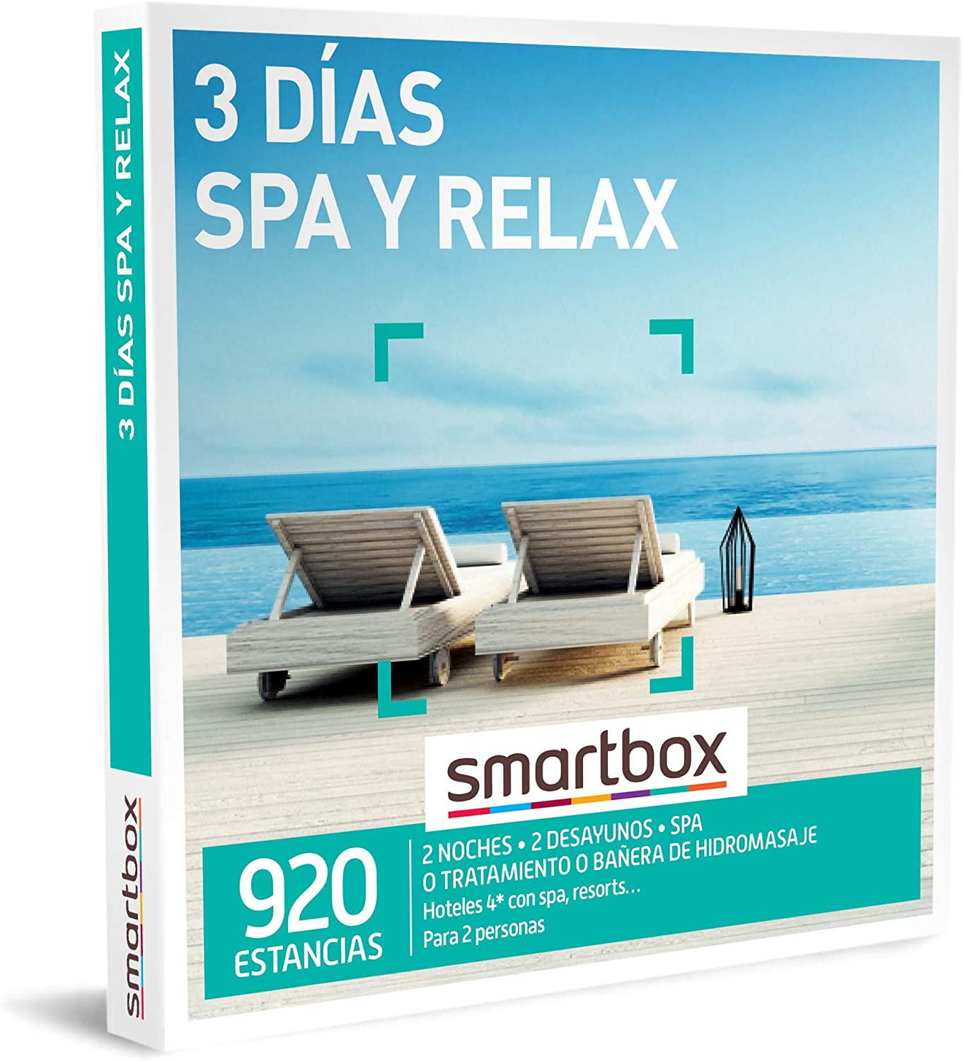 smartbox tres dias spa y relax