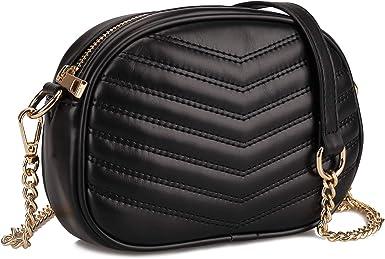 Crossbody Satchel Bag Woman Bags Leather Handbag Women/'S Fashion Waterproof SO