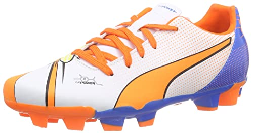 d8482ed36 Puma Unisex Kids  Evopower 4.2 POP FG Jr Football Boots