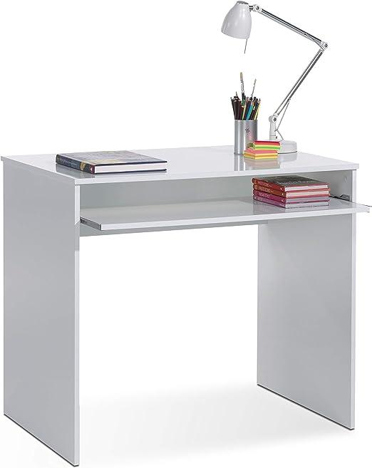 Habitdesign 002314A - Mesa de ordenador I-Joy con bandeja ...