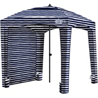 Qipi Waterproof Portable 6' x 6' Beach Shelter Cabana
