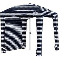 Qipi Waterproof Portable 6' x 6' Beach Shelter Cabana
