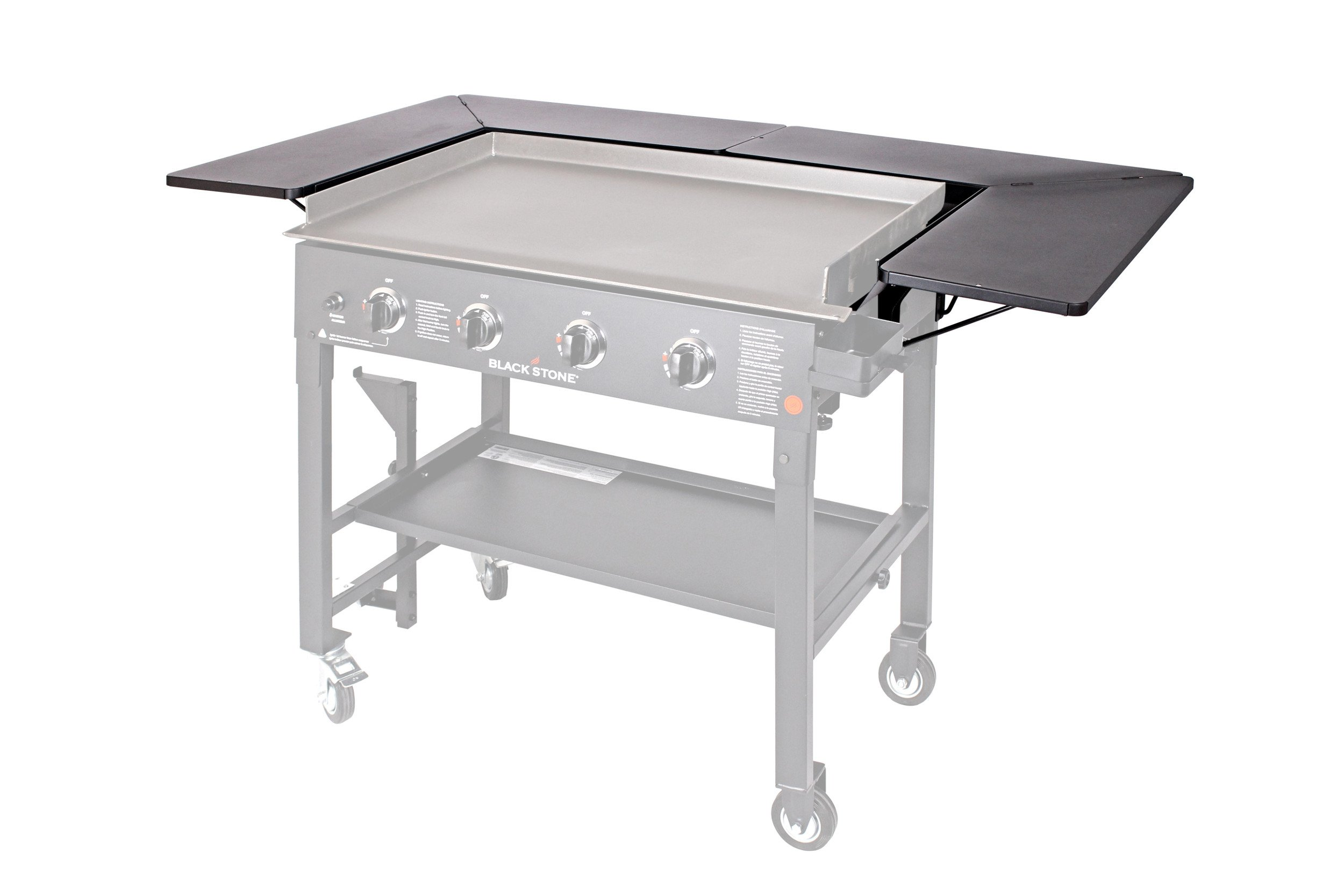 Blackstone Signature Accessories - 36 Inch Griddle Surround Table Accessory - Powder Coated Steel (Grill not included and Doesn't fit the 36'' Griddle with New Rear Grease Model)