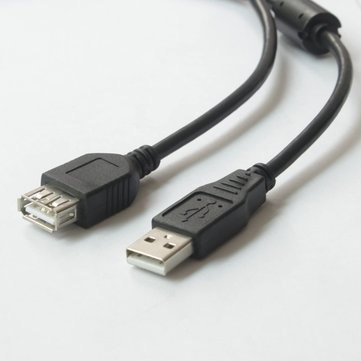 480 Mbps High Speed USB 2.0 Cable Type A Male//Female AMAF Extension Cord 25ft