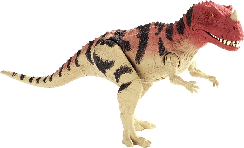 FMM31 Sounds /& Action! Jurassic World 2 Fallen Kingdom Roarivores SINOCERATOPS