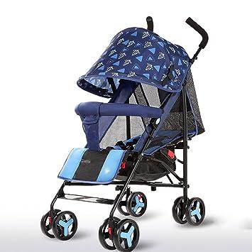 Paraguas para Cochecito de bebé, con Sistema de Viaje, Plegable ...