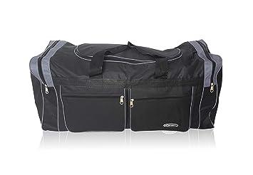 Bolsa XL de Deporte Extra Grande de 80 litros. Maleta para Deporte, Gimnasio,