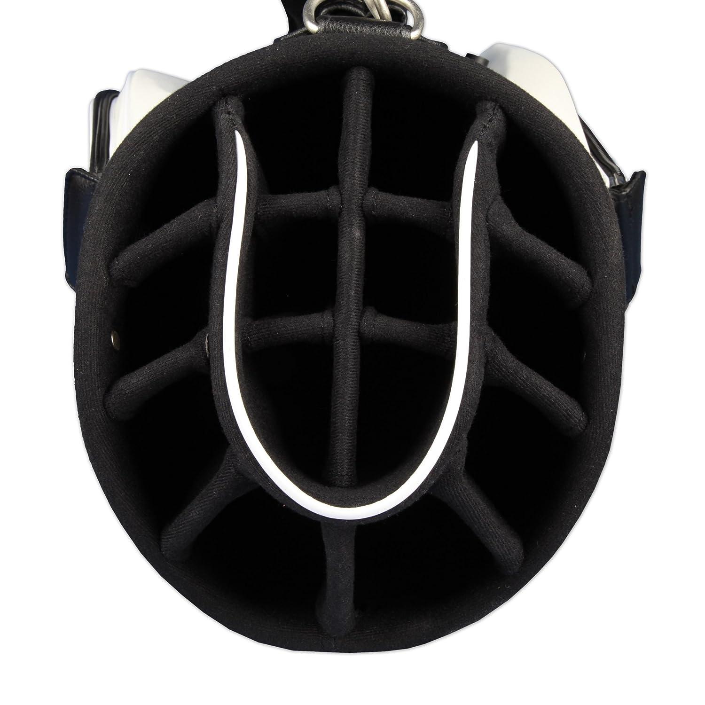 """Madeira Custom Cart Bag """"Firmenlogo"""" von Kellermann Golf in schwarz"""