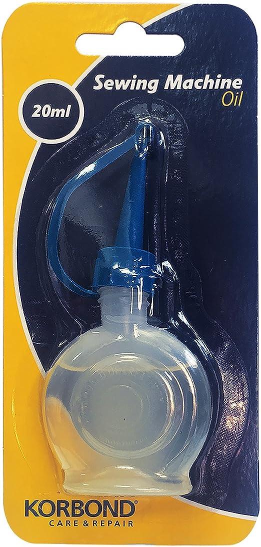 Sewing Machine Oil Aceite para máquina de Coser Multicolor, 2 x 8 ...