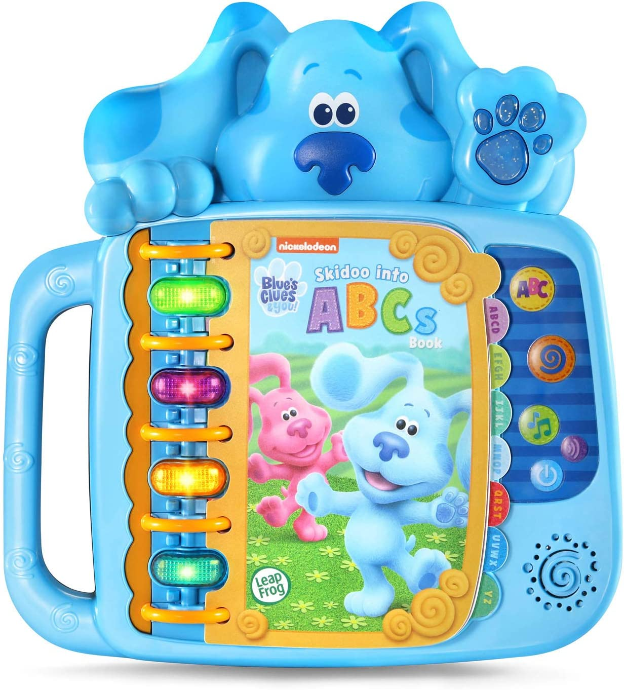 Clue Into Words LeapFrog Blues Clues and You