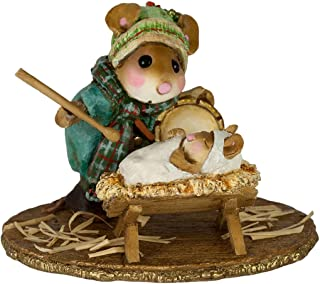 product image for Wee Forest Folk M-603 Little Drummer Boy (New Christmas 2016)