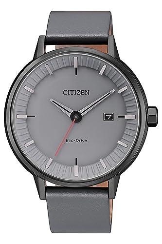 CITIZEN Eco Drive BM7375-18H. Reloj de cuarzo, sin cambios de pila.: Amazon.es: Relojes