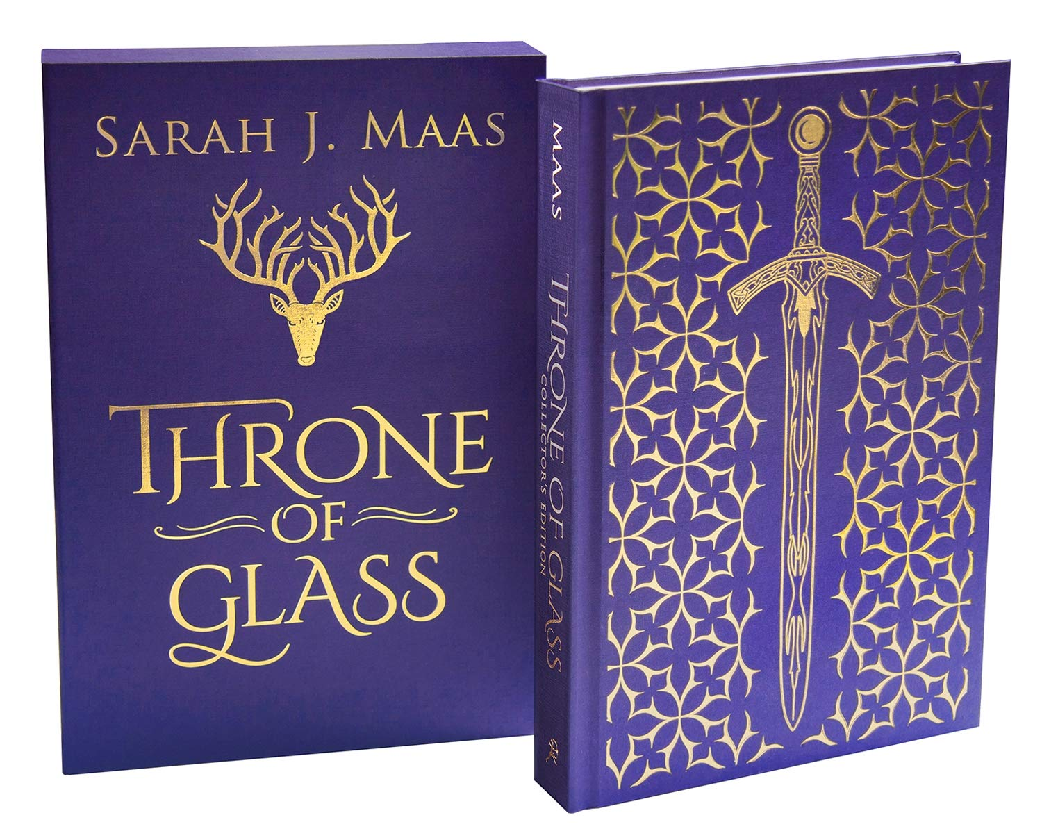 Image result for Throne of Glass special edition