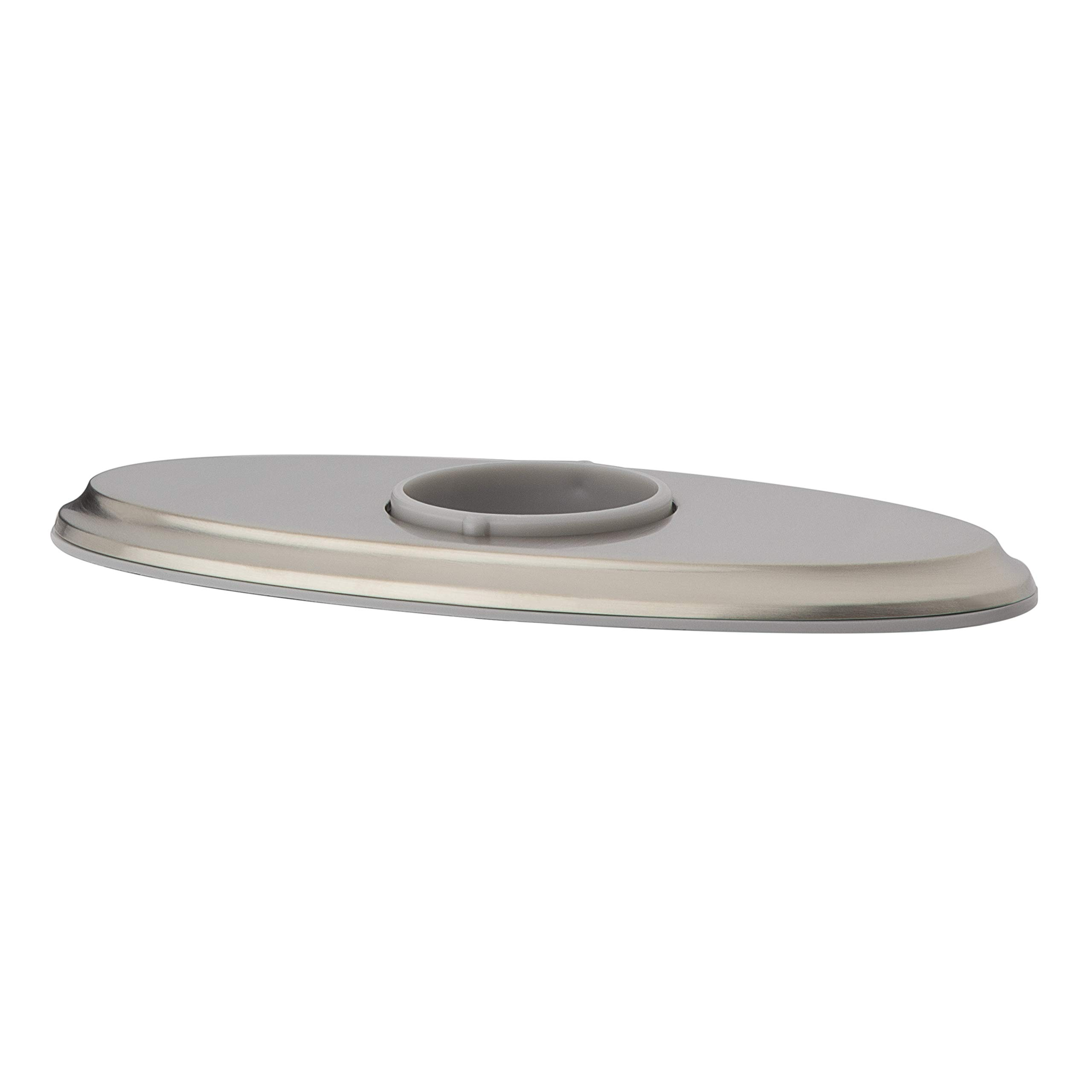 Pfister 961232J Deckplate for Rhen Single Control Faucet, Brushed Nickel by Pfister