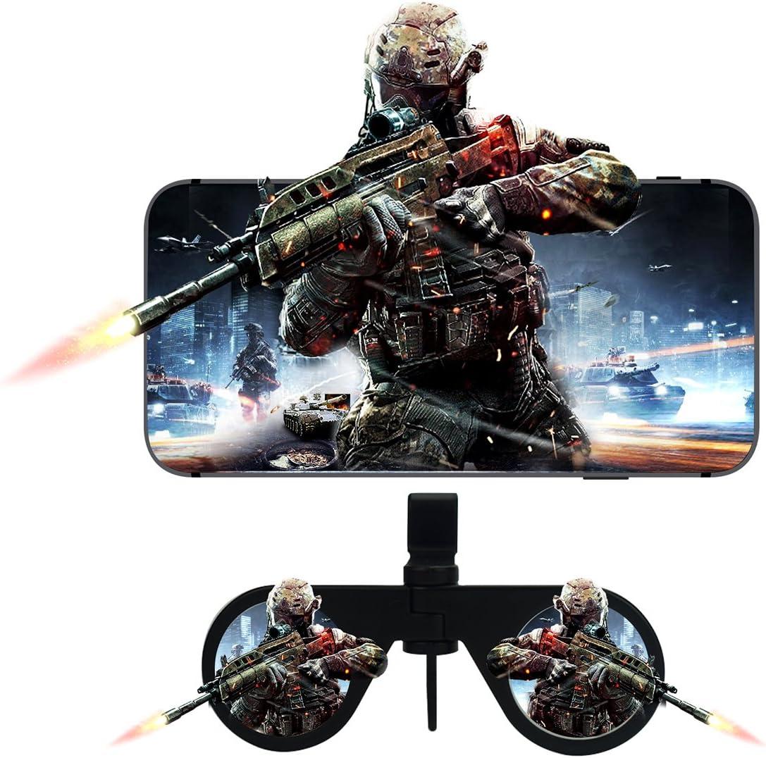 424be4f201c Amazon.com  TekKamp 3D VR Glasses