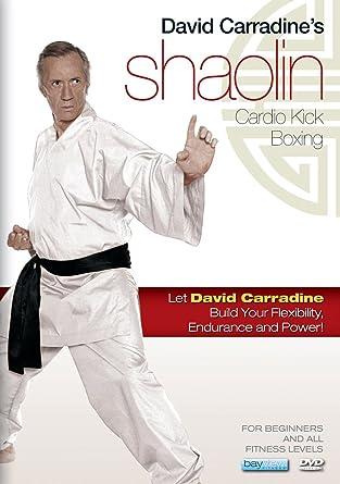 Amazon com: David Carradine's Shaolin Cardio Kick Boxing