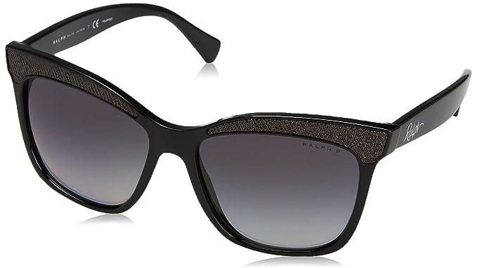 Ralph Lauren RALPH BY 0Ra5235 Gafas de sol, Black, 56 para ...