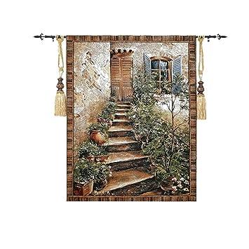 Amazonde Zhguatan Tapisserie Hängen Tuch Dekorative Gemälde