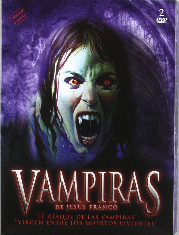 Pack Vampiras Jess Franco (2 Dvd): Amazon.es: Varios: Cine y Series TV