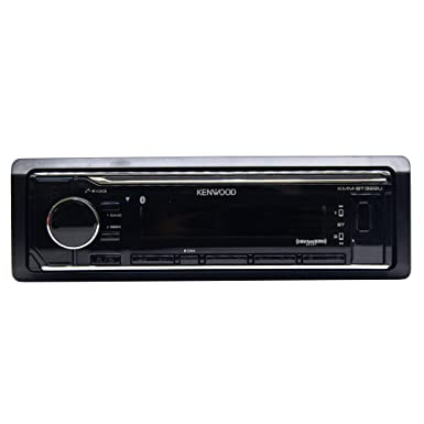 Amazon.com: Kenwood KDC-BT23 Single DIN Bluetooth CD, Sin ...